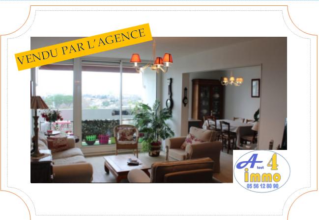 Magnifique appartement type 4 – Mérignac 33700