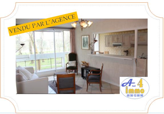 Appartement 4 pièces 83 m² – Mérignac 33700