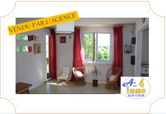 Appartement T4 70 m² – Mérignac 33700
