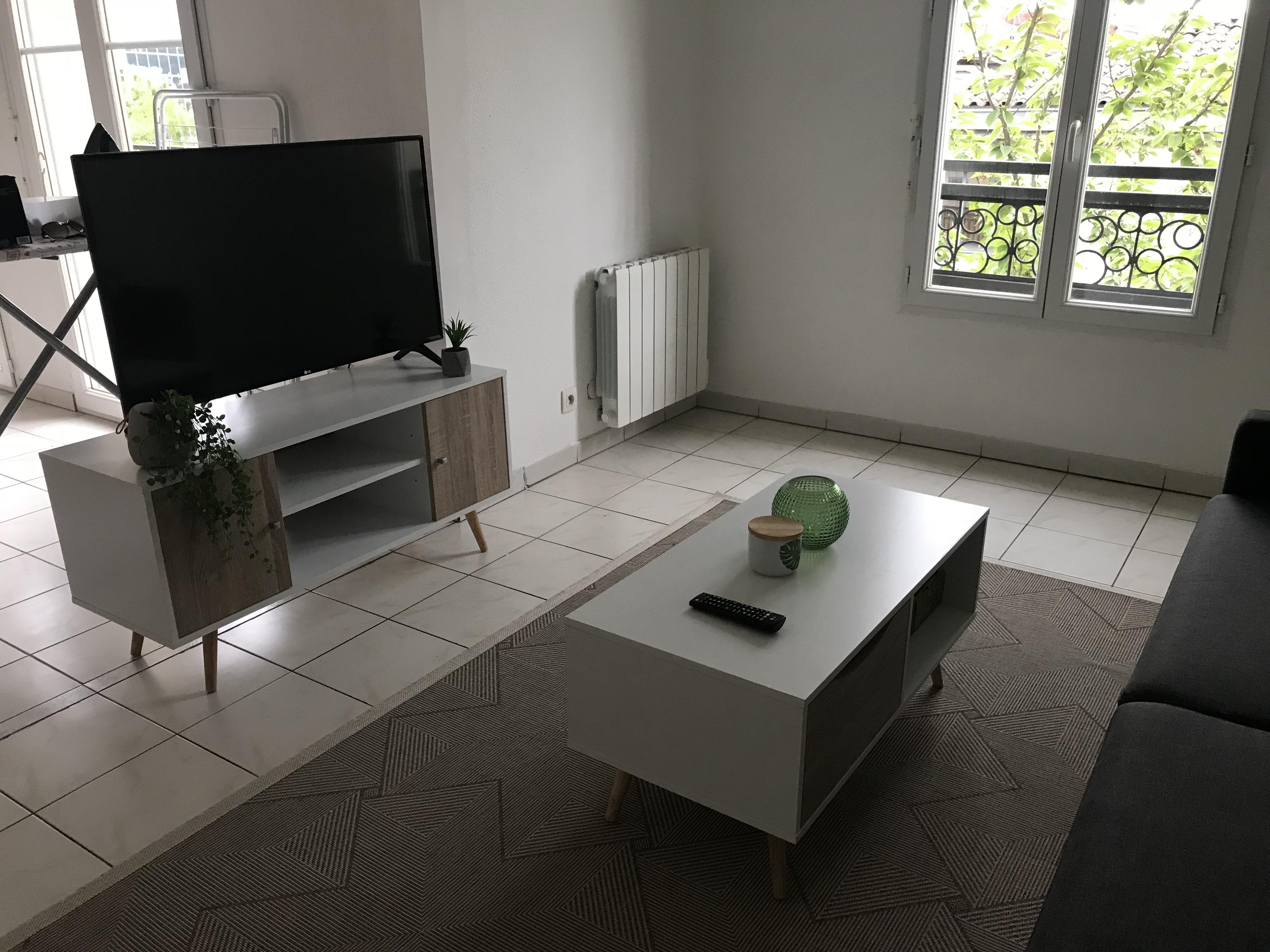 Appartement T4 70 m² – Bègles 33130
