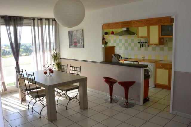 Appartement 4 pièces 82 m² – Mérignac