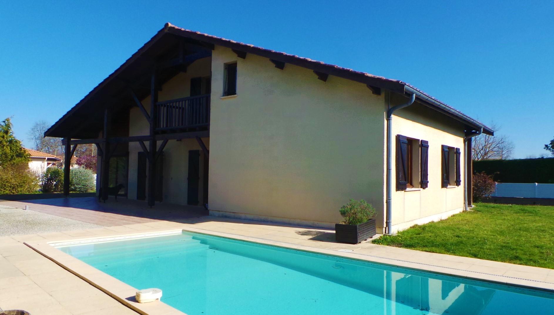 Maison Landaise 145 m² 7 pièces – Cestas 33610