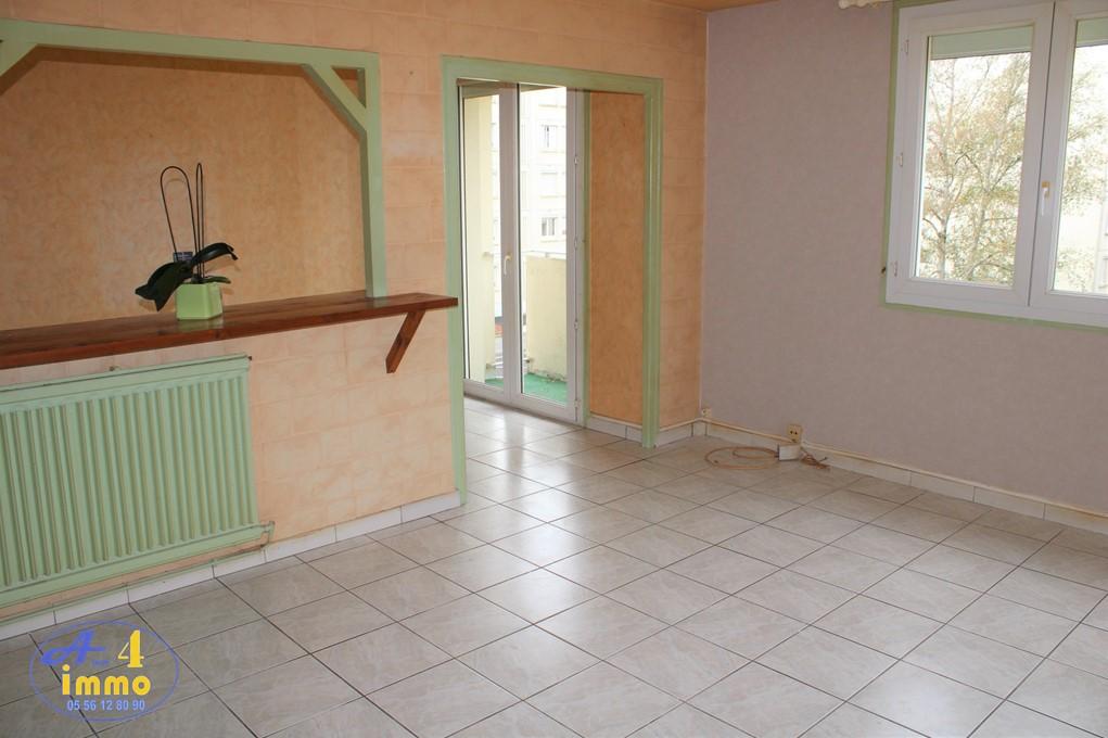 Appartement 4 pièces 68 m² – Mérignac 33700