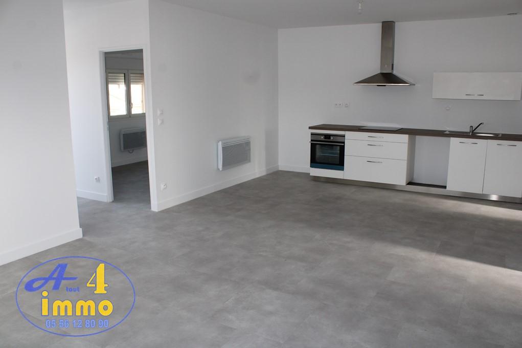 Appartement 4 pièces 77 m² – Parempuyre 33290