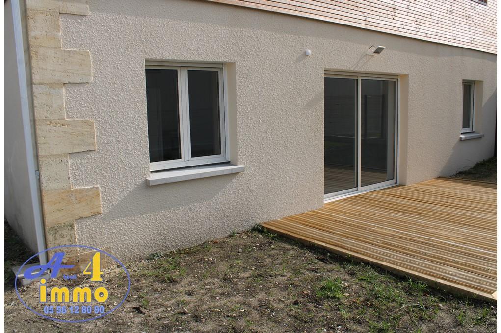 Appartement 4 pièces 71 m² – Parempuyre 33290