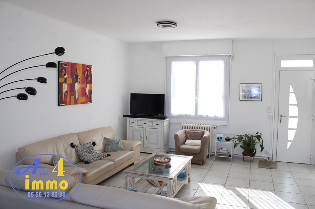 Maison 5 pièces 120 m² – Bordeaux 33200