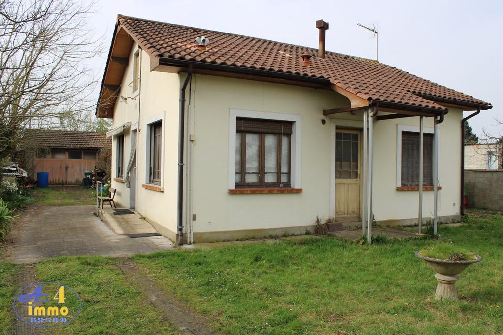 Maison 90 m² 5 pièces – Mérignac Beaudésert 33700