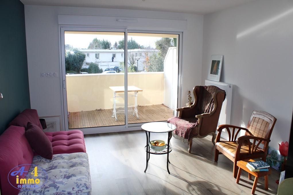 Appartement 2 pièces 41 m² – Pessac 33600