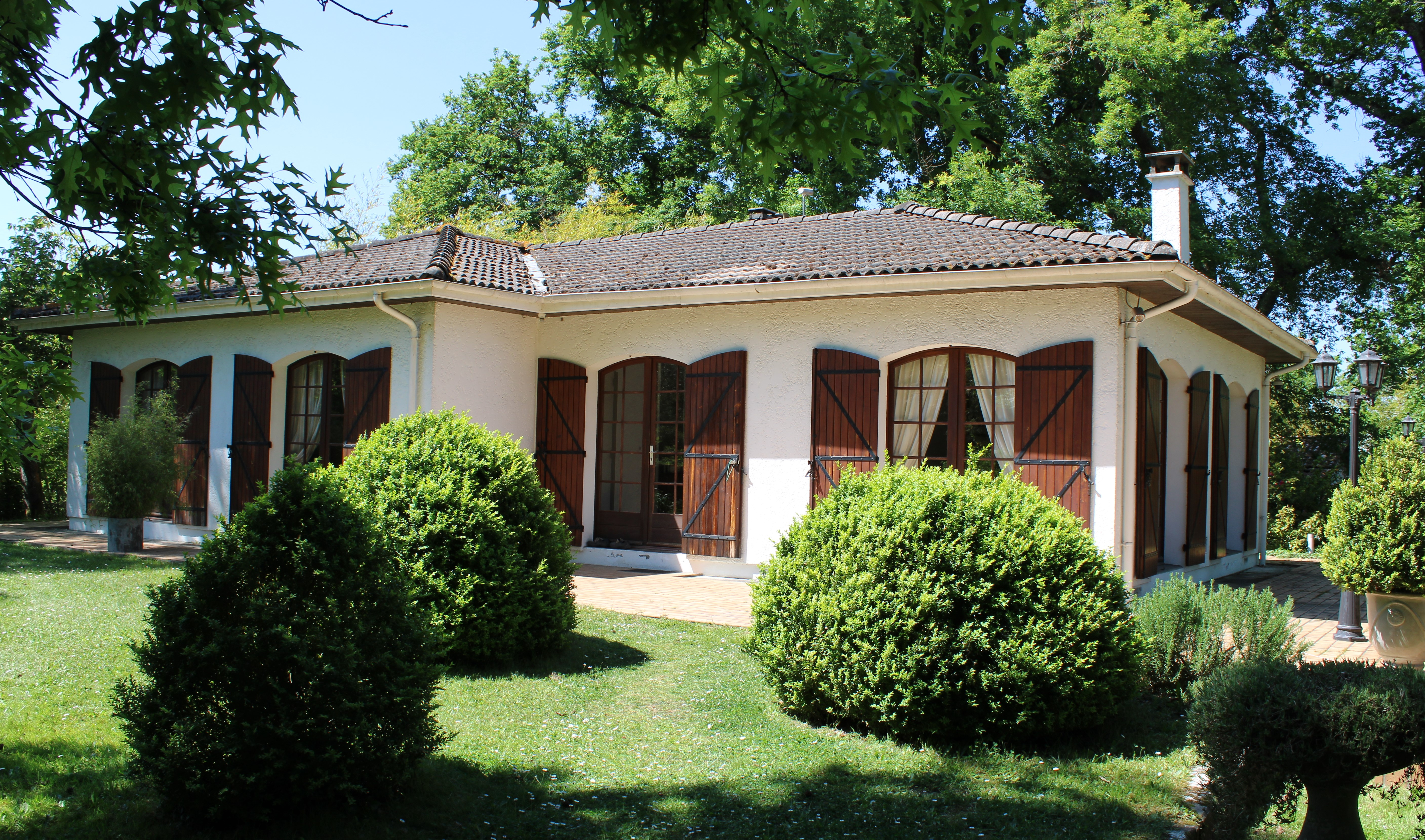 Maison plain-pied 106 m² – Mérignac Chemin-Long 33700